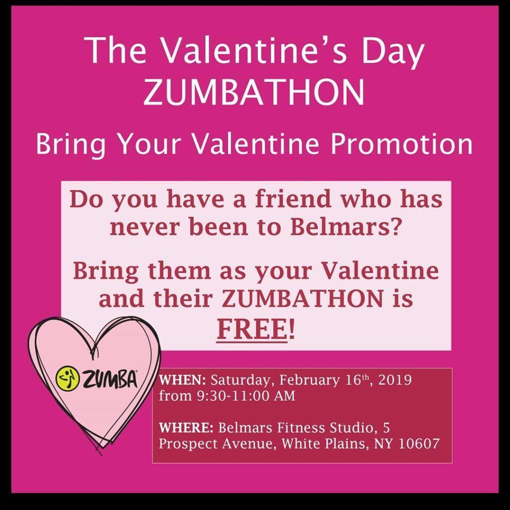 Valentine's Day ZUMBATHON